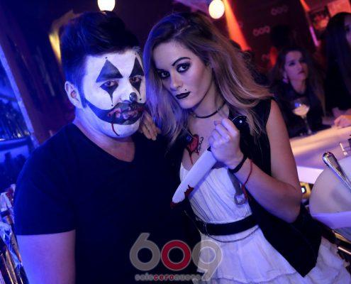 halloween en 609