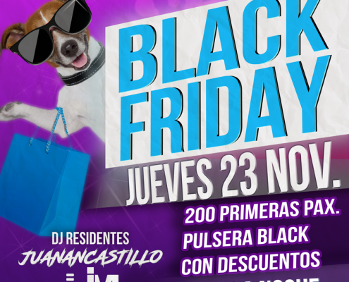 Black friday Luminata Disco