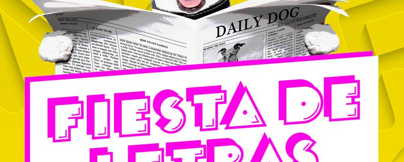 Fiesta de letras Luminata Disco