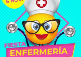 Fiesta-enfermería