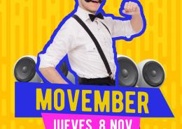 Fiesta movember