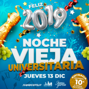 Nochevieja Universitaria