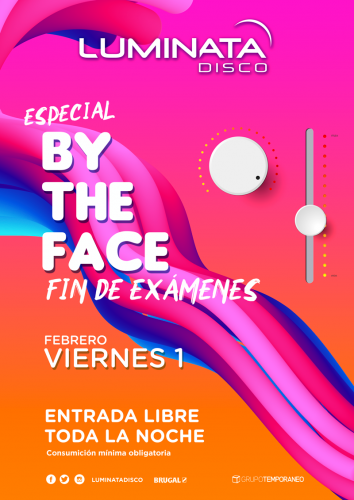 By The Face fin de exámenes