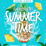 Summer Time en Luminata Disco