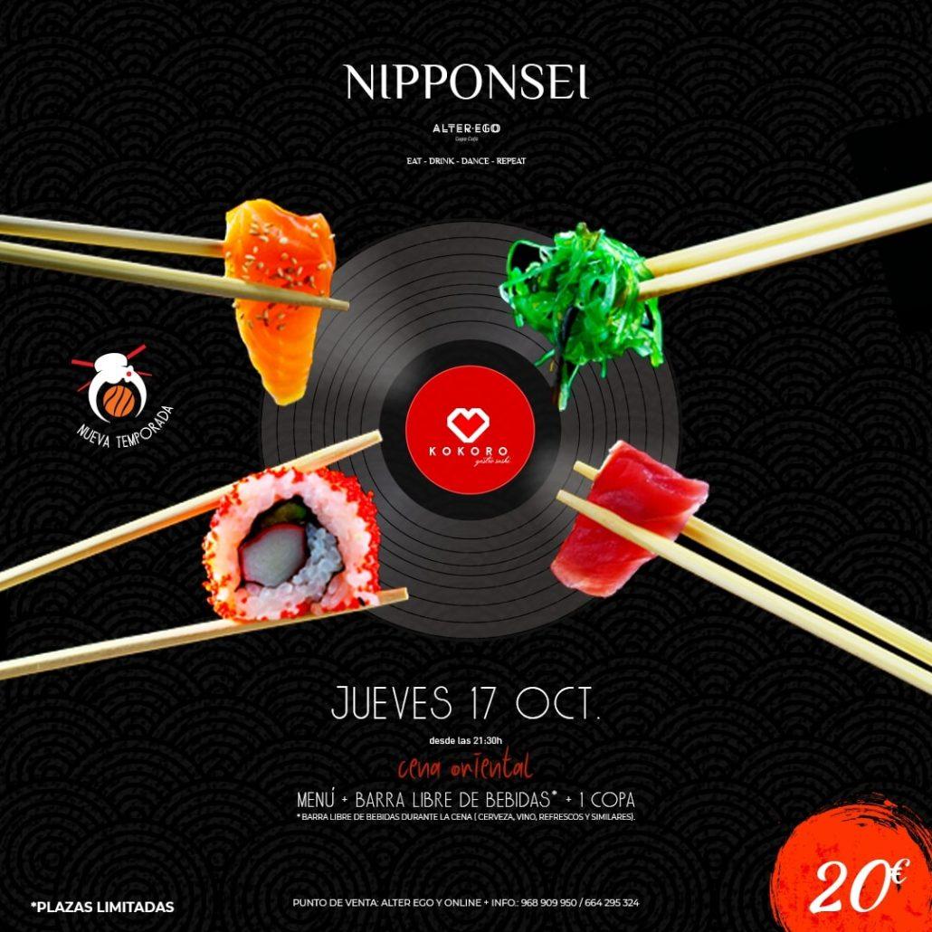 Nipponsei 17 de octubre 2019