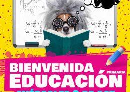 Bienvenida-educación-primaria