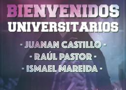 Bienvenidos Universitarios Jueves 24 Luminata Disco