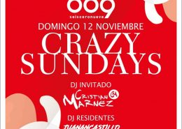 Crazy sundays en 609