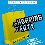 Shopping party