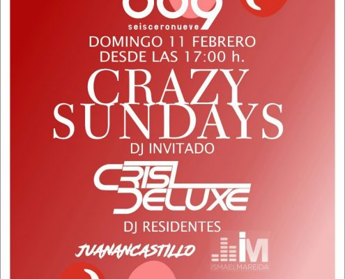 crazy sundays 609