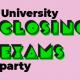 Closing Exams
