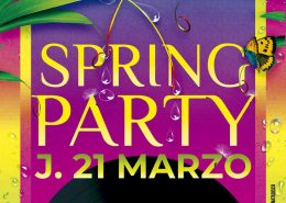 Spring Party Luminata