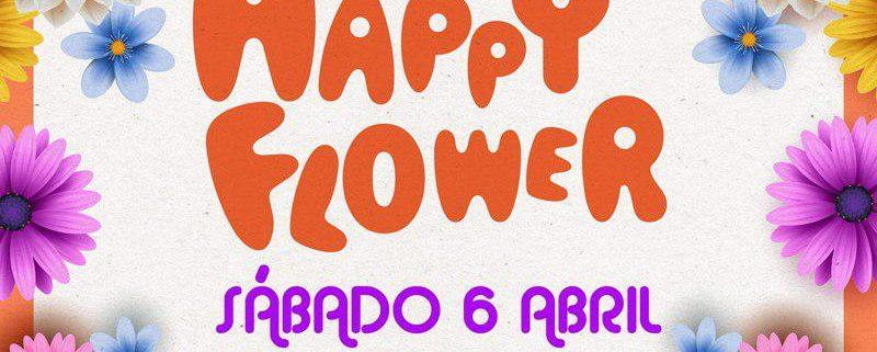 Happy Flower en Luminata Disco