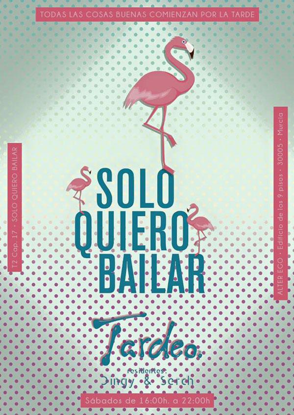 Tardeo Solo Quiero Bailar Alter Ego Grupo Temporaneo